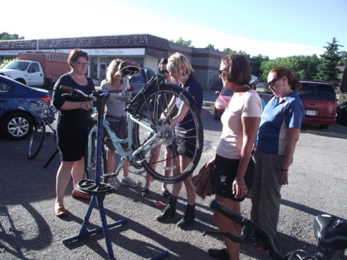 Basic Bicycle Repairs