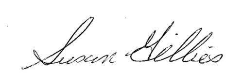 Susan Signature