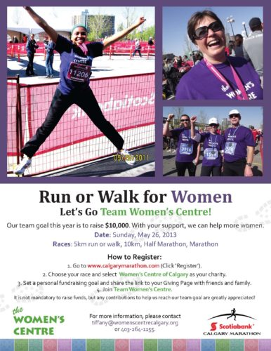 Calgary Marathon-Support Team Women's Centre (revised)