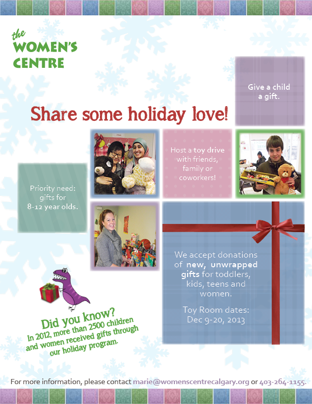 Share Some Holiday Love Poster