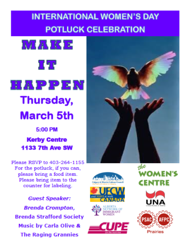 IWD 2015 Poster